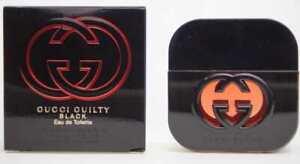 Gucci Guilty Black pour Femme Eau de Toilette Spray 30 ml EDT Damen Duft NEU