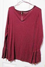 Ladies Katies Jumper size XL long sleeves round neck