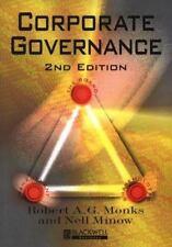 Corporate Governance Minow, Nell Paperback