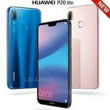 """HUAWEI P20 Lite (32GB) 5.8"""" 4G LTE Android 8.0 Dual SIM GSM UNLOCKED ANE-LX3"""