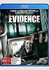 EVIDENCE BLU RAY - NEW & SEALED ASHLEY BRACKEN, ABIGAIL RICHIE, MONSTER PICTURES