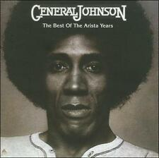 The Best of the Arista Years by General Johnson (CD, Apr-2011) Free Shipping!