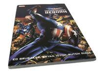 Captain America Reborn Trade Paperback TPB Brubaker Marvel