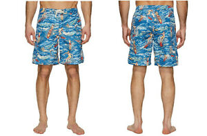 Polo Ralph Lauren Men's Big and Tall Kailua Surf Swim Trunks, Size 2XB, MSRP $95
