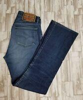 Diesel Jeans Women's Size 29/30 Bootcut Blue  (A60)