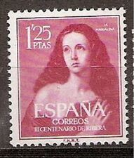 "Spain Edifil # 1129 ** MNH Set. Pintura / Ribera ""El Españoleto"""