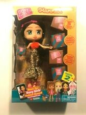 Boxy Girls Hannah Fashion Girl Doll 4 Blind Surprise Boxes Season 2 New T5