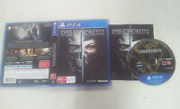 Dishonored 2 PS4 Game Like New