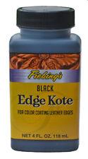 Fiebing's Edge Kote Black 4 Fl. oz. #327