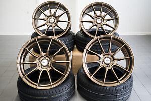19 Zoll Ultralight Felgen für Audi TT RS TTS TTRS RS3 8P 8V Seat Leon Cupra FR