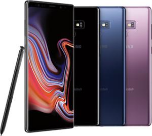 New-Samsung Galaxy Note9 SM-N960U -512GB -UNLOCKED Smartphone