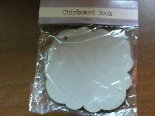 Colorbok Chipboard Book Scroll Square