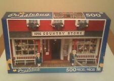 1856 Country Store Cape Cod Massachusetts 500 Piece Puzzle NIB Puzzlebug