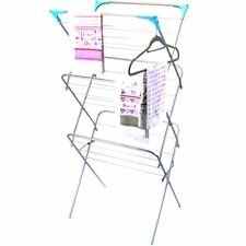 Home Vida 3 Tier Clothes Airer, Indoor and Outdoor Laundry Drying Rack, 14 Meter