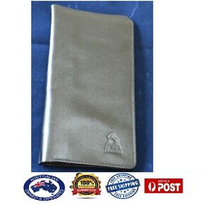 Men's Premium Genuine Leather Business Credit Card ID Cash Coin Holder Wallet