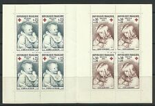 Mint Never Hinged/MNH Red Cross European Stamp Booklets