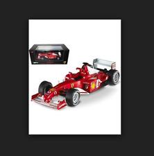 Ferrari F2002 150° Victory GP Canada M.Schumacher N5603 1/43 Hot Wheels Elite