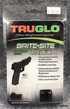 Truglo Brite-Site Tritium Night Sights Glock-High Front/Rear Green TG231G2 2013