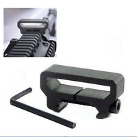 Mount Adapter Stand Attachment Weaver Picatinny Rail Hunting Scope Sling eR