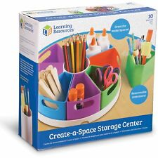 Learning Resources 10-piece Storage Center (ler3806)