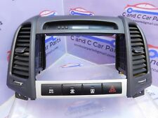 HYUNDAI SANTA FE DIGITAL CLOCK HAZARD WINDOW DEFROST CONTROL UNIT 94510-2B000