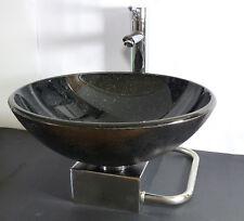 Gäste-WC Waschtisch Badmöbel Set Komplettset Edelstahl +Waschbecken +Armatur NEU