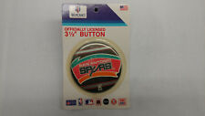 Vintage San Antonio Spurs NBA Pin Pinback Button NOS