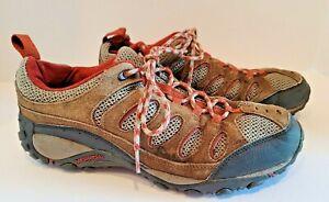 Men's Size 10 MERRELL Kangaroo VENTILATOR Hiking Shoes Outdoor Work Rugged Trail
