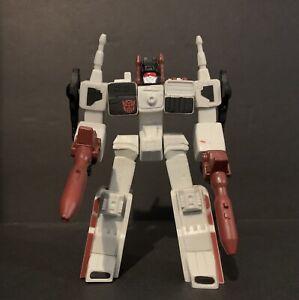 Takara SCF Transformers Act 4 Metroplex Color PVC BAF Build A Figure