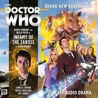 The Tenth Doctor Adventures Infamy of the Zaross Doctor Who - The Tenth Doctor