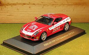 IXO Ferrari F599 Panamerican 2006 in Red 1/43rd Scale