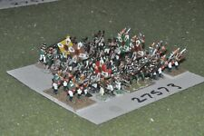 15mm napoleonic / russian - mixed 64 figures - inf (27573)