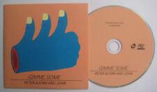 PETER BJORN AND JOHN Gimme some - PR0M0 CD album - Card sleeve