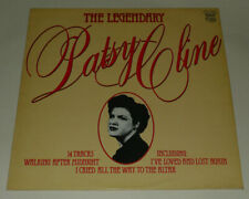 PATSY CLINE LP THE LEGENDARY PATSY CLINE 14 TRACKS EXCL MFP50460