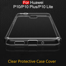 Protective Clear TPU Shockproof Case Cover For Huawei P10 P10 Plus P10 Lite