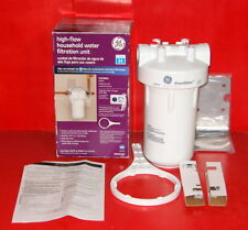 GE GXWH35F High Flow  Whole House Water Filtration System New Free Shipping