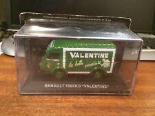 Altaya 1/43 Scale Renault 1000KG Van - Valentine - Boxed