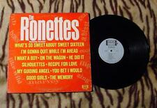 THE RONETTES FEATURING VERONICA ORIGINAL 1965 PRESSING NRMT- COLPIX BLUE CP-486