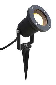 Garden Spike Lights Adjustable Outdoor IP65 GU10 Mains Various Pack Sizes