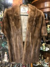 Vintage Authentic Mink Fur