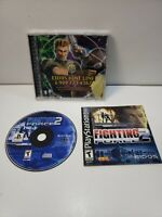 Fighting Force 2 (Sony PlayStation 1) with Manual TESTED
