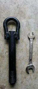 07-12 Lexus ES350 12/14 MM Wrench Tow Hook GENUINE OEM