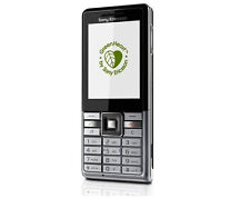 Sony Ericsson J105 Naite - Vapour silver (Unlocked) Cellular Phone