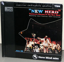 XRCD CD TBM XR-0032: Toshiyuki Miyama & The New Herd - 1998 Japan OOP SEALED