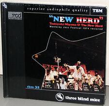 XRCD TBM XR 0032: Toshiyuki Miyama & The New Herd - 1998 Japan OOP Factry SEALED