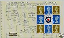 Gran Bretaña 2008 Air Force definitivo Panel Fine Used