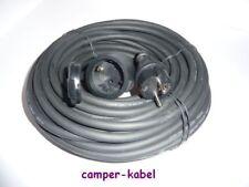 Gummi Panzer Leitung 10m Verlängerungskabel XYMM-F 3x1,5mm² 042830 Kabel