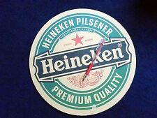 COLLECTIBLE BEERMATS: XXL~HEINEKEN~32 CM~BEERMAT~COASTER~VILTJE~BIER~BEER