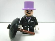 LEGO DC Universe Superheroes Batman 76052 The Penguin minifigure, NEW!