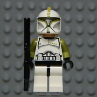 LEGO Star Wars Clone Trooper Sergeant Minifigure 75000